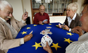 Eurostat. How are the Europeans?