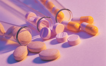 Raw materials. Risk assessment for excipients